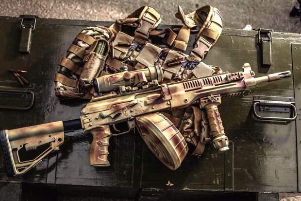 Ручной пулемёт Калашникова РПК-16 – самый лёгкий и эффективный пулемёт в России