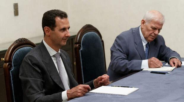 В конце мая граждане Сирии определяться с главой государства