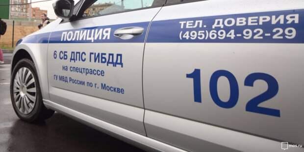 Во дворе на Академика Комарова повредили припаркованный автомобиль