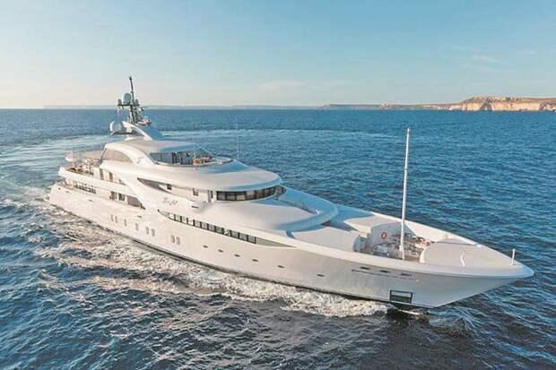 «Собеседник» обнаружил еще одну яхту Путина стоимостью 5,7 миллиарда рублей