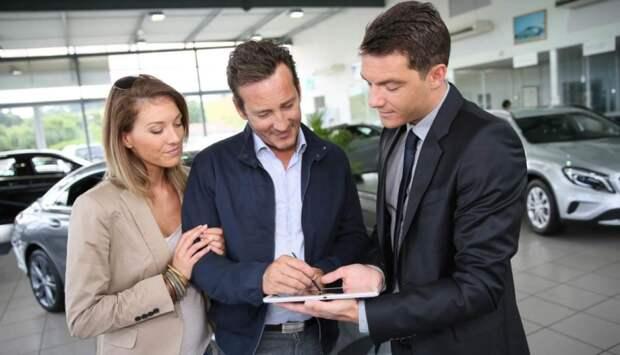 Как происходит обмен автомобиля по системе Trade-In в автосалоне