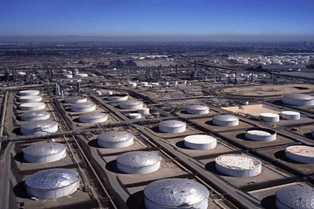 Стратегический запас нефти