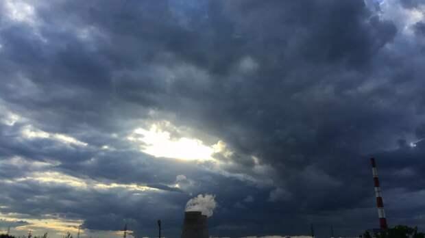 В Омске объявлено штормовое предупреждение на 18 июня
