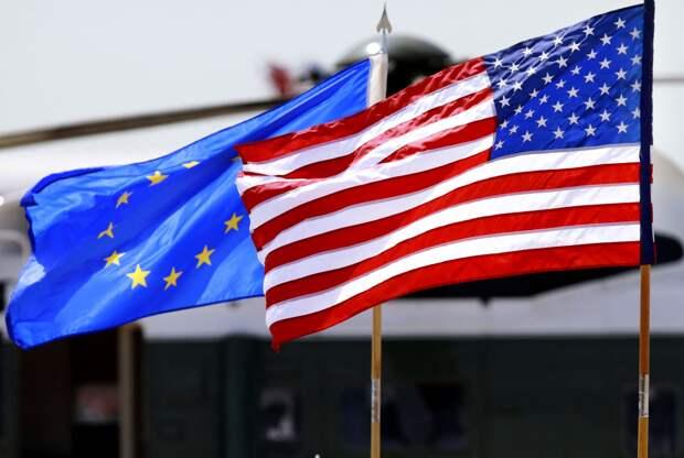 США – ЕС: если вас нет за столом, то вы будете в меню
