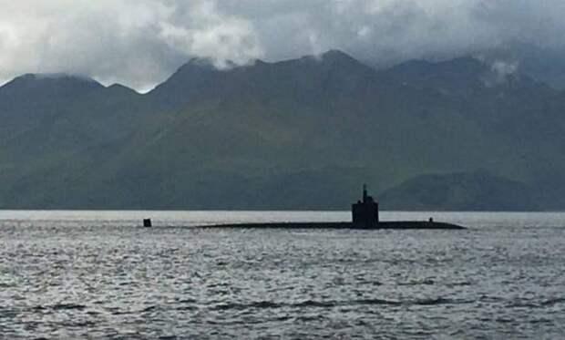 СМИ: Американцы ошиблись и обнаружили свою же подлодку у берегов Аляски