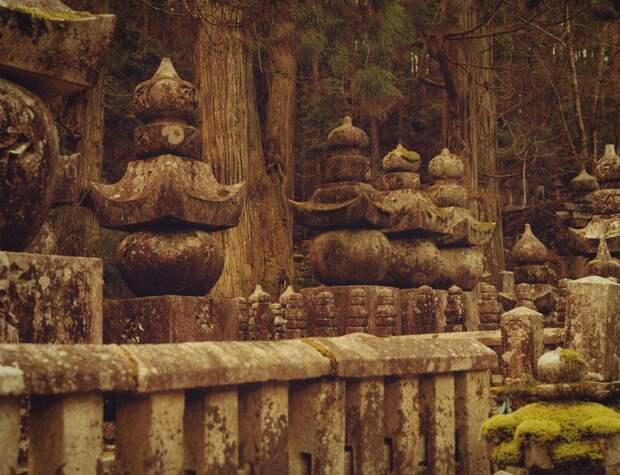 Таинственная гора Коя-сан: по следам буддистских паломников