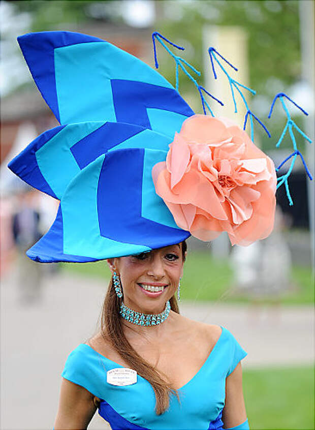Самые сумасшедшие шляпы