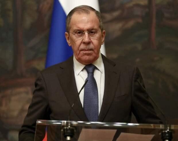 Лавров рассказал о синхронизации стоп-листов с Минском в ответ на санкции ЕС