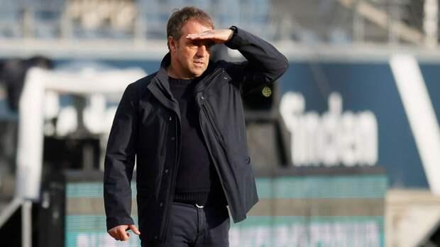 Главный тренер «Баварии» Флик признался, что плохо спит после вылета из Лиги чемпионов