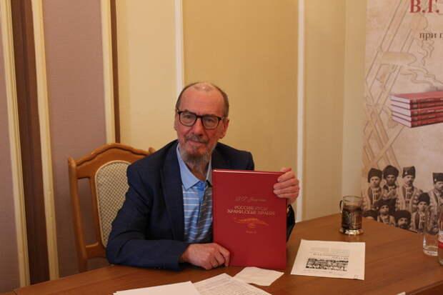 Виктору Захарченко присвоили звание Героя Труда России