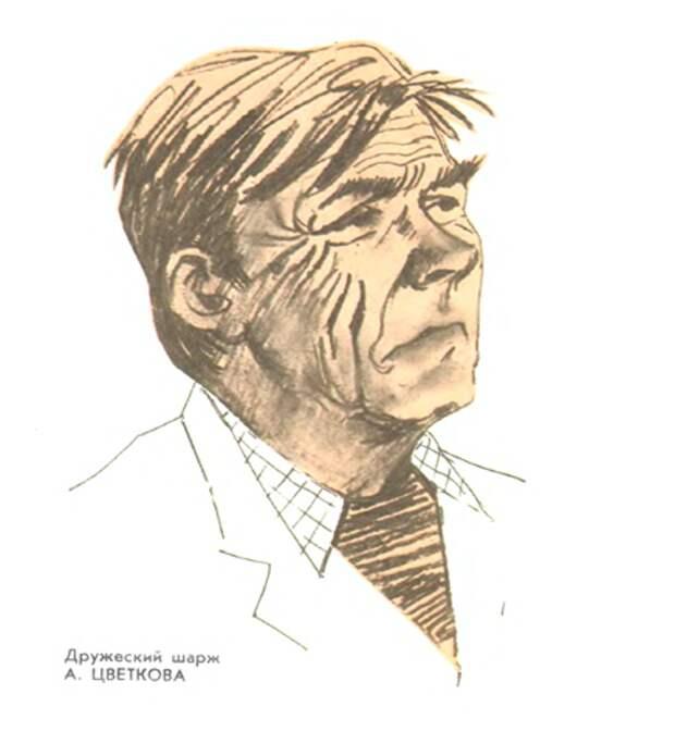 Подборка работ художника-карикатуриста Сергея Кузьмина