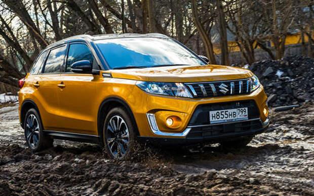 Обновленная Suzuki Vitara: все ее изменения