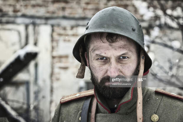 Officer - Russian army