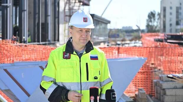 Андрей Бочкарев сообщил, что еще шесть станций откроют на МЦД-4 до конца года