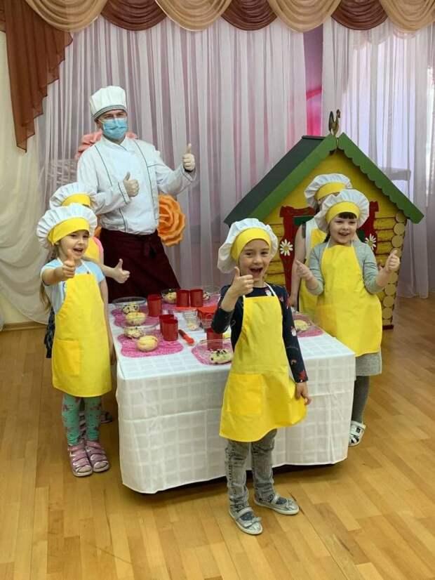 Мастер-класс от шеф-повара: готовимся к Пасхе вместе с детьми