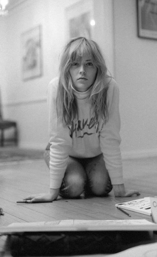 25-летняя Шэрон Стоун в объективе Питера Дьюка, 1983 г.