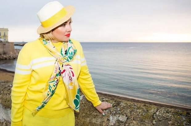 Ева Польна показала тренировки на свежем воздухе