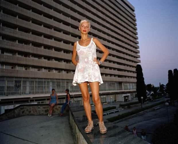 Ялта наша! Гулящий Крым 90-х в объективе английского фотографа