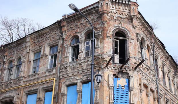Логвиненко придумал, что делать систорическими зданиями вцентре Ростова