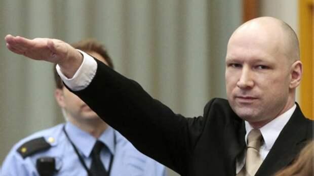 Европа больна: Террорист Брейвик выиграл у Норвегии