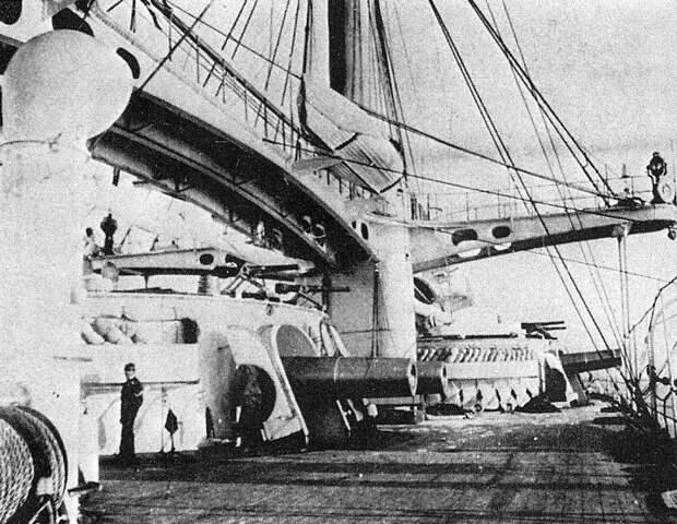 Самые большие пушки в истории. Морские калибры