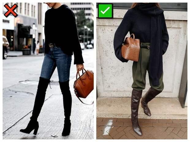 Современный зимний образ: 10 нюансов, чтобы не оказаться за модной чертой