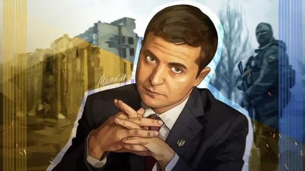 Владимир Зеленский предложил Владимиру Путину провести встречу в Донбассе