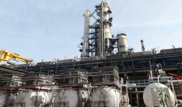 $60млн за«грязную» нефть получит Мозырский НПЗ