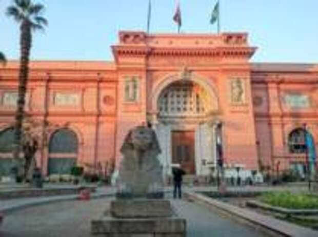 Каир. Музей египетских древностей
