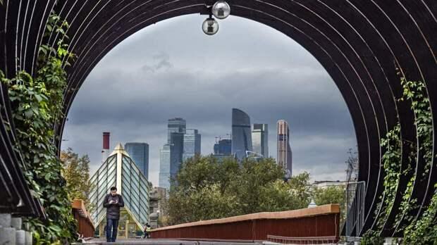 Синоптик оценил масштабы надвигающегося на Москву рекордного ливня