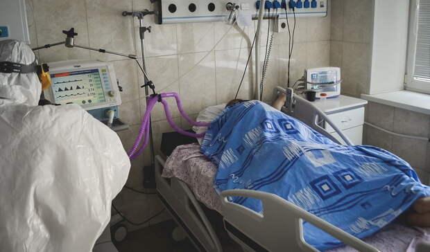 За сутки от коронавирусной инфекции в Оренбуржье погибли шесть  человек