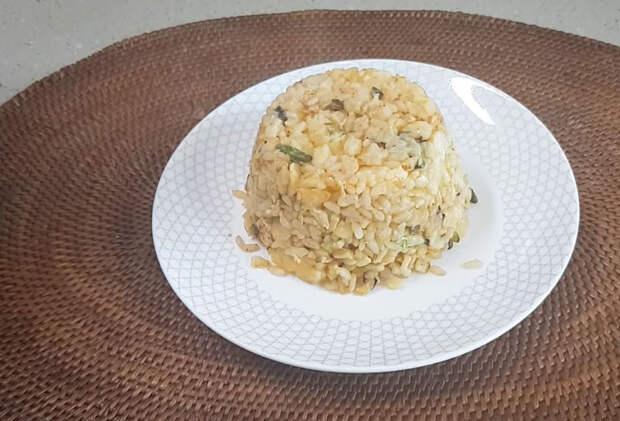 сформированный рис