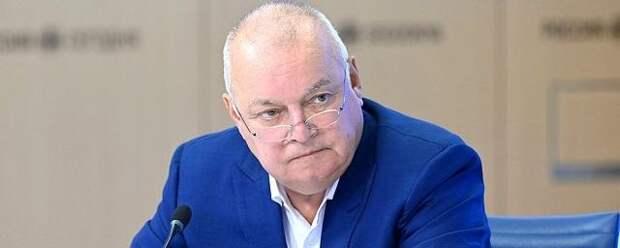 Госпитализированному с коронавирусом Дмитрию Киселеву назначили ЛФК