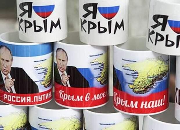 Украина ищет помощи в возвращении Крыма. Можно без крымчан