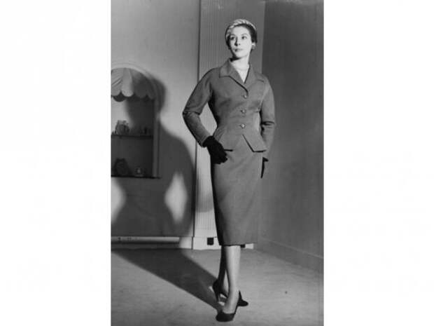 Dior, 1953