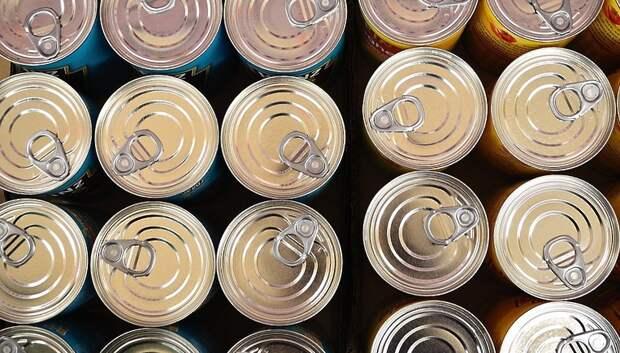 Нуждающиеся семьи с детьми в Подмосковье получат наборы продуктов до 15 июня