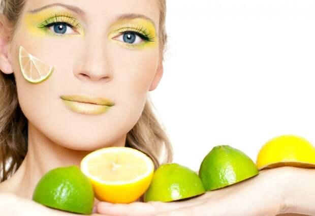 Используем лимон для поддержания красоты: 6 лучших способов!