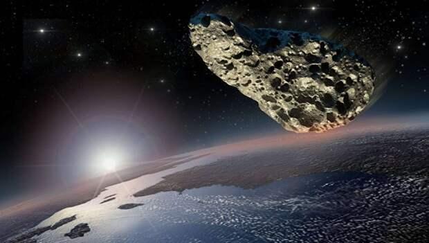 Приближающийся к Земле объект может иметь искусственное происхождение