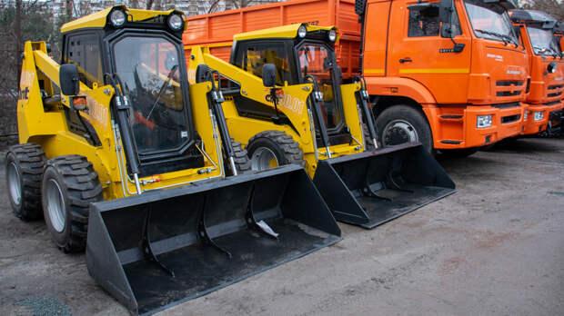 В Ялте на следующий год планируют закупить мобильную уборочную технику