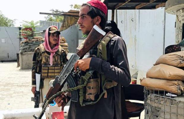 Евросоюз признал победу «Талибана» в войне в Афганистане