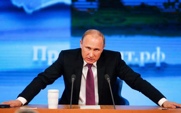 Назло западным захватчикам - почему Путин должен остаться