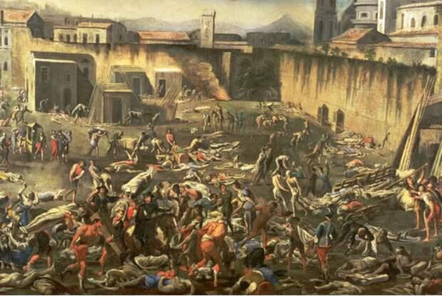 Как комар уничтожил великую Римскую империю