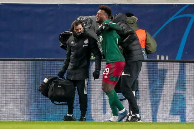 «Минус шесть» - уже знакомые цифры: «Локомотив» после матча в Мюнхене уточнил, почему имел в запасе только троих полевых игроков