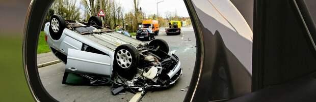 В Атырау водитель совершил ДТП и скрылся с места происшествия