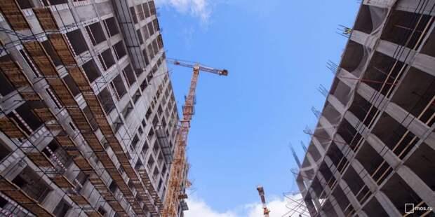 Собянин рассказал о Единой цифровой платформе в сфере строительства Москвы. Фото: Д. Гришкин mos.ru