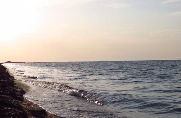 Температура воды в Чёрном море 19 июня