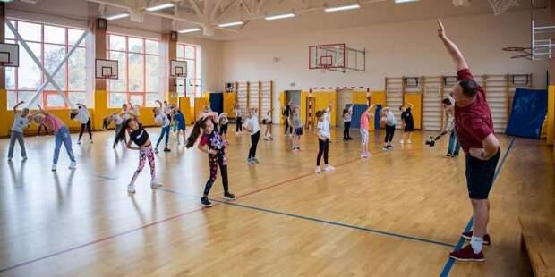 Учителям физкультуры в столичных школах станет доступна информация о здоровье учеников