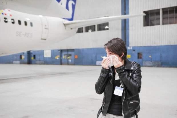 Высокие чувства: 30-летняя немка хочет выйти замуж за самолет