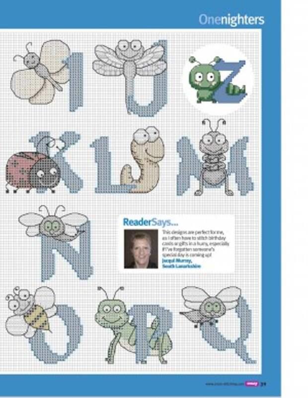 Журнал по вышивке крестом - Сrоss Stitсh Сrаzу №187 2014
