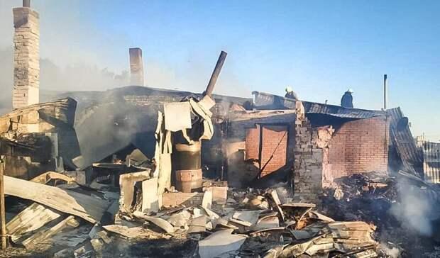 Два омских газовика пойдут под суд завзрыв газа впоселке Береговой